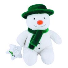 Plush Musical Snowman
