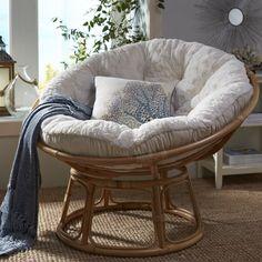Papasan Chair Frame - Natural | Pier 1 Imports