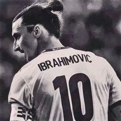 Zlatan Ibrahimovic one of my favo players.