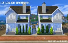 "dangerous-stain-builds: "" Catscratch Townhomes 20 x 15 Family home (6 bed 2 bath) §127,500 Lightly furnished • 3 bed x2 • 1 bath x2 • Kitchen, living, and dining • Porch and small outdoor space Click..."
