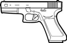 Drawing of a glock – Best Places In The World To Retire –The Mexican constitution guarantees the right to keep a gun in your home for self-defense. The guns must be registered with the military and there are calibers or ammunition, magazines, and weapons that a private citizen may not own or possess.