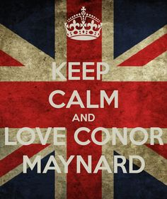 Keep Calm and Love Conor Maynard