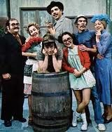 Que me desculpem o Bial e os fãs do (lixo do) BBB, mas esses são os meus heróis! ps.: faltou o Quico na foto!