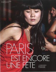 ELLE - 12 Juin 2015 - Brasserie Barbès