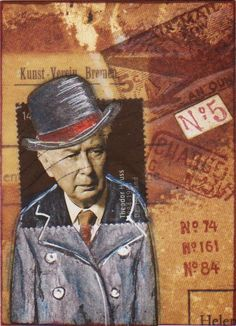 Agent No. 5 - one of my own ATCs for the swap