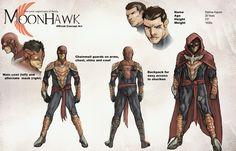 MoonHawk Redesign Part 1 by *TheShadowFade on deviantART