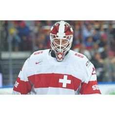 Swiss hockey❤ Reto Berra