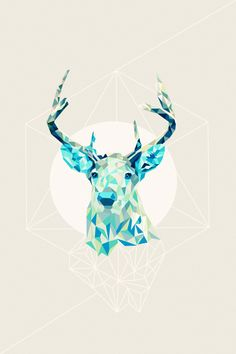 Triangle Animal on Behance