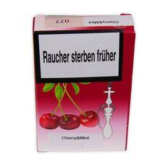 Al Waha Kirsche & Minze (Cherry & Mint) Shisha Tabak, 50g - Shisha Tabak kaufen