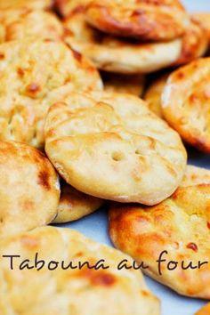 Mangez tunisien: Tabouna au four