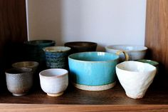 In love with Japanese pottery