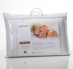 Talalay latex corePolyester inner coreRemovable, zippered high quality cotton velour protectorProvides support to correct sleeping posture, allowing a perfect night's sleepDurable and breathableEasy careAir before use Soft Pillows, Bed Pillows, Inner Core, Perfect Pillow, Sunlight, Bleach, Latex, Sleep