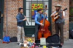 GoNOLA Top 5: Best Spots to Hear Street Musicians in New Orleans - GoNOLA.com