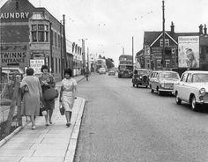 1960's BOURNEMOUTH. ..LOOKS LIKE MOORDOWN?