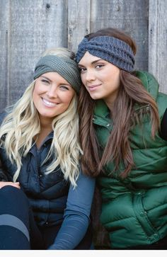 Ideas For Womens Fashion Winter Cold Weather Hats How To Wear Headbands, Winter Headbands, Women's Headbands, Cold Weather Fashion, Cold Weather Outfits, Winter Dress Outfits, Dress Winter, Popular Outfits, Camping Outfits