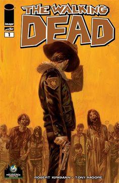 The Walking Dead #1 Julian Totino Tedesco Variant Cover Revealed