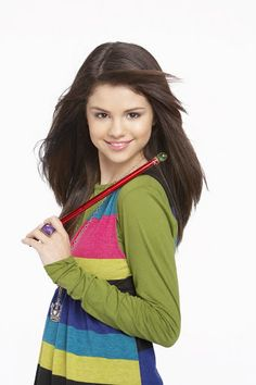 "wizards of waverly place alex | WIZARDS OF WAVERLY PLACE - Selena Gomez stars as ""Alex Russo"" in ..."