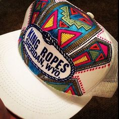 5dd6eb36849 Coolest King Ropes hat ever