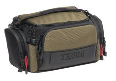Tenba Shootout Medium Shoulder Bag - Black/Olive (632-611) *** See this great product.