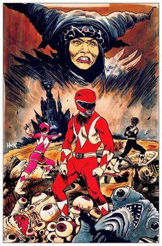 Vr Troopers, Superhero Shows, Right In The Childhood, Go Go Power Rangers, Mighty Morphin Power Rangers, Live Action, Childhood Memories, Spiderman, Fan Art