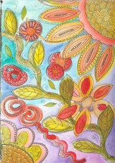 Abstract-Flower-Art