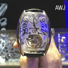 #aboutlastweek spending the #night with #franckmuller #Revolution3 simply an #amazing #watch with #3 #axes #tourbillon its a #spectacular #piece to #admire! by arabianwatchesandjewellery