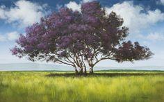 GagnonStudio - Jacaranda Tree