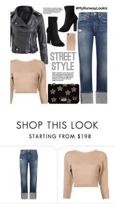 """What's YOUR Runway Look?"" by beebeely-look ❤ liked on Polyvore featuring Frame, Diane Von Furstenberg, Kate Spade, StreetStyle, NYFW, sammydress, streetwear and MyRunwayLookIs"