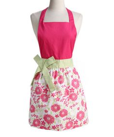 This site has the CUTEST aprons! Zulily
