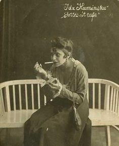 Ida Kaminska (1899-1980): Grande Dame of the Yiddish Theater