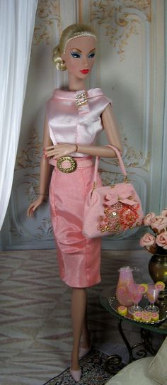 Vera Cruz for Silkstone Barbie and Victorie Roux on Etsy now
