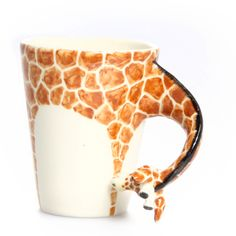 Giraffe Mug @Suzy Mitchell Fellow Dalgliesh (Fellow Fellow) Dalgliesh (Fellow Fellow)!