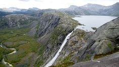 Foto: Helge Lyngmoe / NRK Rago National Park