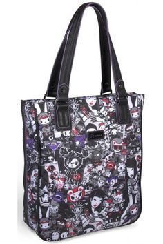 Tokidoki Movie Shopping Bag Multi-Color