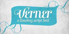 Verner™ - Webfont & Desktop font « MyFonts