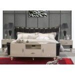 $2,768.00 VIG Furniture - Knight - Modern Bed - VGSLE-KNIGHT