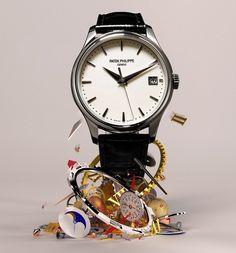男の高級腕時計、シンプルなデザインに回帰 - WSJ