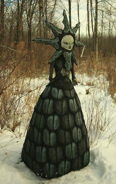 ~~~~   art doll   ~~~~~                        (by Scott Radke)
