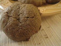 Quick and easy sunflower seed butter cookies.