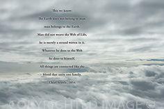 Native American Spirituality Quotes | ... - Josephine Capozziello : Photo Keywords : native american quotes