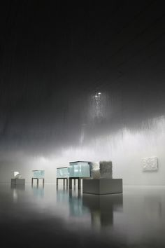 Second Nature by TOKUJIN YOSHIOKA #art #design #exhibition
