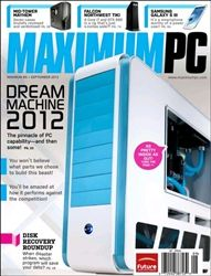 Maximum PC Magazine September 2012 on sale now at www.shipzoo.com Tech Magazines, Dream Machine, Job S, September, Technology, Tech, Tecnologia, Engineering