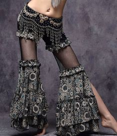 Tribal Fusion Costumes - Belly Dance Digs