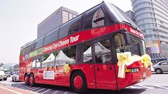 If you want to hit most of Seoul's major attractions but aren't keen on traversing the city by taxi or subway, these buses are the way to go. For a mere $10, you can hop on and off at at least two palaces, the major markets and N Seoul Tower, a communication tower that rises 479.7 m (1,574 ft.) above sea level and has a revolving restaurant and good views of the city — and get free history lessons en route. Look for the blue sign poles around the city to board. Double- and single-decker…