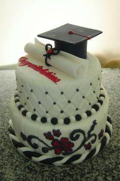 Graduation cake;)