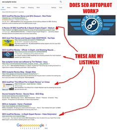 Who is the real #SEOExpert?