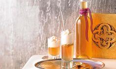 Bratapfel-Likör Rezept   Dr. Oetker