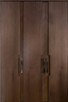 Closet doors - Woolf Interior Architecture and Design Wardrobe Door Designs, Wardrobe Design Bedroom, Wardrobe Doors, Wardrobe Closet, Closet Designs, Closet Doors, Bespoke Furniture, Furniture Design, Shutter Designs