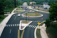 CSTNE Project: Traffic Calming & Green Streetscape Elements