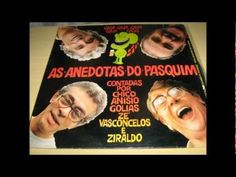 As Anedotas do Pasquim (1980) - Chico Anysio, Golias, Zé Vasconcellos e Ziraldo